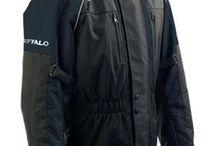Buffalo Winter Motorcycle Jackets / Buffalo Winter Waterproof Motorcycle Jackets now available from Playwell Bikers