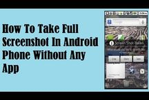 full snapshot of photo on your screen of your Android