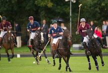 Barbour Polo Club / Barbour has sponsored the famous Household Cavalry Polo Team since 2002. Composed of players from Britain's most renowned cavalry, The Life Guards and The Blues and Royals, the team has an excellent record in polo competitions. / by Barbour