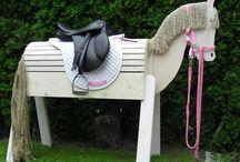 Lottes Pferd