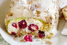 Sweet Treats / Desserts
