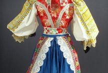 Czech & Slovak Folk Costumes