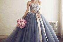 ドレス&ポーズ