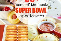 Super Bowl 50 Food! / Snack to enjoy whilst watching the Super Bowl 50!  Read all about the Super Bowl on our blog -  http://www.abcselfstore.co.uk/storage-blog/2016/02/how-to-have-a-super-super-bowl-50/