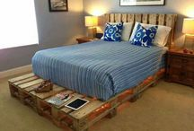 diy palet bed