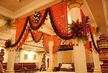 Wedding mandapam
