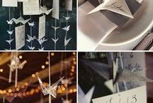 Wedding decor/theme