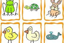 les animaux (Animals) / • les animaux de la ferme (Farm Animals) les animaux de la ferme - suite (Farm Animals - Continued)• les animaux de compagnie (Pets) les animaux de compagnie - suite (Pets - Continued)• les insectes (Insects)• les oiseaux (Birds) • les mammifères (Mammals)• les reptiles et amphibiens (Reptiles & Amphibians) les animaux (Animals)• les animaux d'Afrique (African Animals)• les animaux marins (Sea Animals)