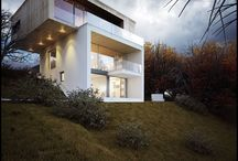 vizualization architecture house