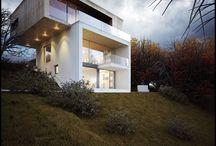 vizualization architecture house