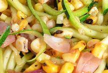 Cooking ideas - salads / Salads