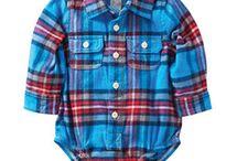 Diaper Flannel shirts
