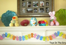 Holiday : Easter / by Gina Aldrich