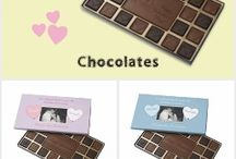 Zazzle ~ Chocolates & Treats / ♥ Zazzle frequently change discount codes, so always check before paying ♥ Sorry! Edible products not available for UK customers ♥ Customizable, change the wording to suit ♥ Some chocolate boxes have matching cards, take a look at my collections :)