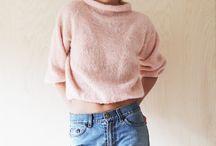 Knitwear/Lokal Oslo / Norwegian knitwear designer