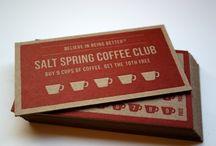 klantkaart ontwerp inspiratie / Bijzondere ontwerpen van klantenkaarten, spaarpassen, spaarkaarten en loyalty cards