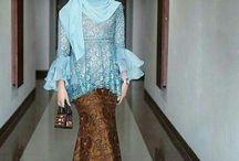 Kebaya fashion
