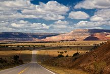 New Mexico / Gorgeous shots from around the state (some of which have helped to inspire my Djinn Wars novels)