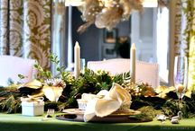 Tablescapes & Tabletop