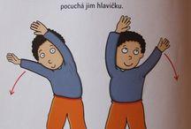 cvičenie s deťmi