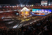 WWE Wrestlemania / by Win WWE Tickets