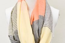 Spring and Summer Scarves
