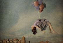 anka zhuravleva / De la grâce, de la fantaisie et de la poésie dans le travail de cette artiste...