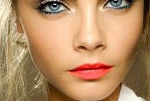 trucco occhi azzurri