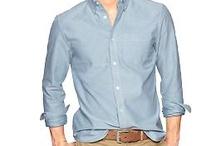 What he should wear