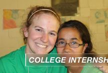 Student Opportunities / Find internships, mission trips, summer jobs, and continuing education opportunities.