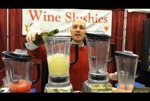 Wine Slushie Recipes / Easy Way to Make Wine Slushies