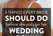 All about the wedding!