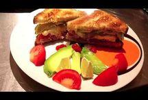 Sandwich / Ogni settimana una ricetta nuova per sandwiches incredibili, gli ingredienti, le tecniche i consigli.