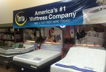 Mattress Overstock! / OUR MATTRESSES AT JOHNNY'S CRAZY DEALS ARE AN UNBEATBALE PRICE!!!