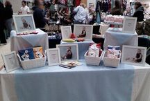 Craft show display... / by Kathy Caison
