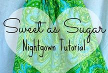 Tutorials / Sewing tutorials for little girl clothes and toys.