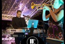 SHOW CON MAITE HONTELÉ  / Una hermosa boda acompañados de la maravillosa trompetista Holandesa, Banda musical en Medellín