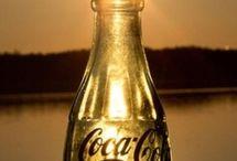 Coca cola / by Carol Kavonius