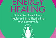 Energy Healing Basics / My new book from Hay House