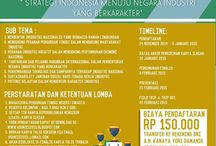 InfoSayembara.com / InfoSayembara.com - Informasi mengenai sayembara, ajang, kompetisi dan lomba di Indonesia - Competition Poster in Indonesia