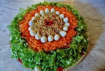 saladas de legumed