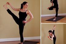 Yoga / by Stephanie Watson
