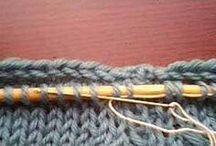 Knitting patterns - jersey (gola)