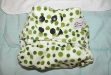 cloth diapering / by Megan Jawor