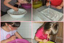 Esperimenti scientifici infanzia
