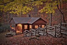 My cabin in the mountains / by Keegan Nitz