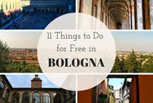 Bologna - Top things to do / Top recommended things to do, see and experience in Bologna