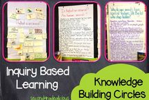 Inquiry Based Learning / by Ann Weir