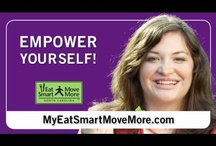 My Eat Smart Move More Channel for Transforming Health in NC / visit us at www.transforminghealthnc.com