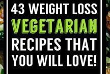 Recipes for Veggie day